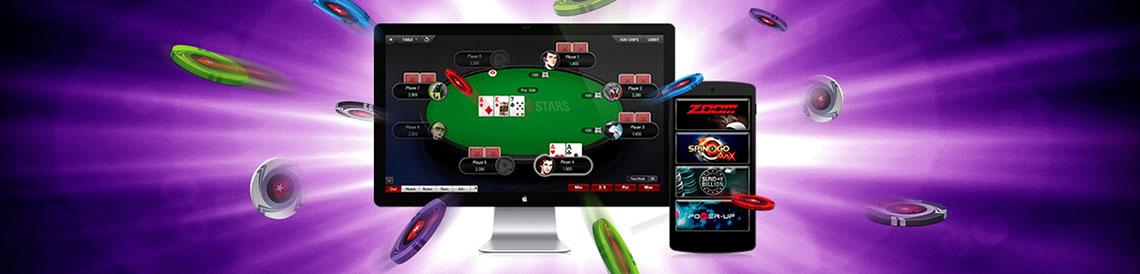 Покерстарс на разных устройствах